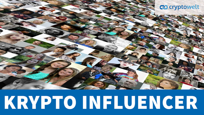 Krypto Influencer