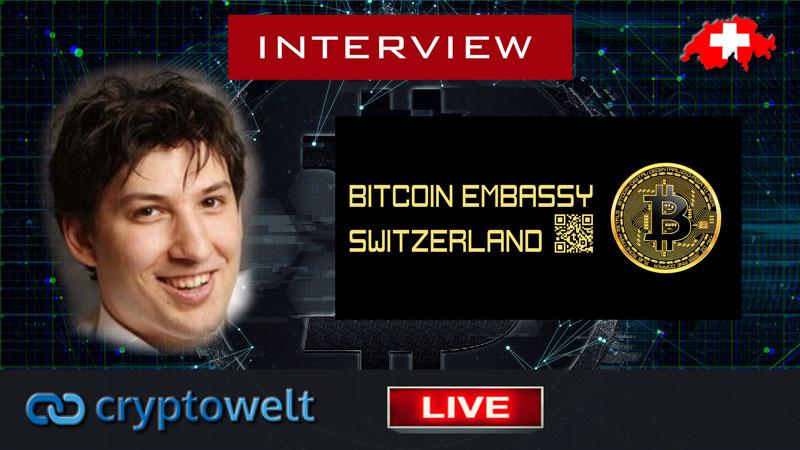 bitcoin embassy switzerland