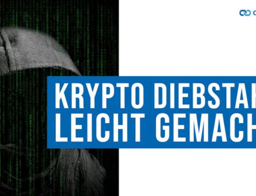 Krypto Diebstahl leicht gemacht – LIVE Demonstration
