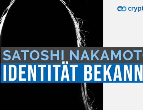 Satoshi Nakamoto – Identität bekannt? – John Mc Afee meint ja!