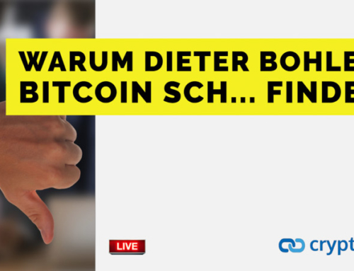 Warum Dieter Bohlen Bitcoin Schei… findet