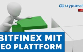 Bitfinex IEO Plattform