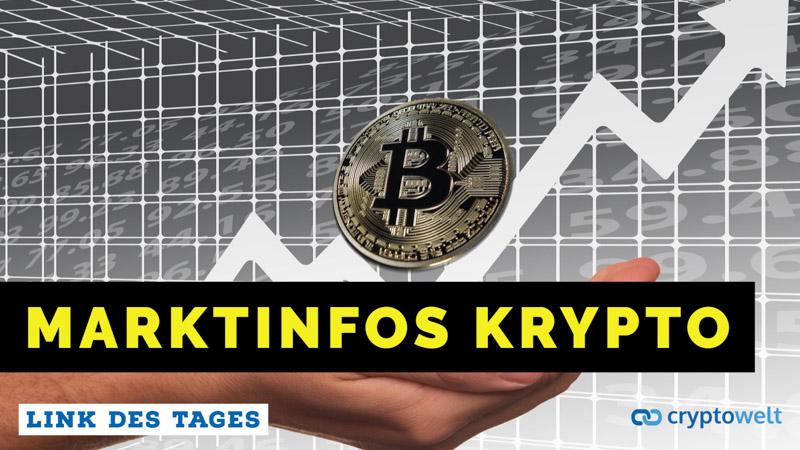 Marktinfos Krypto