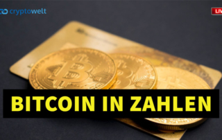 Bitcoin in Zahlen