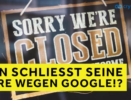 CCN schliesst seine Tore wegen Google!?