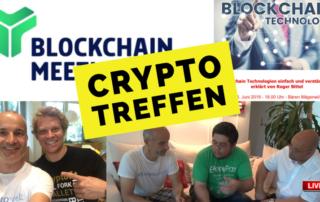 Vier Cryptotreffen in 24 Stunden