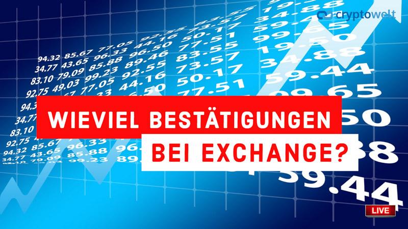 Bestätigung Exchange
