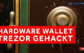 Hack Trezor HW Wallet