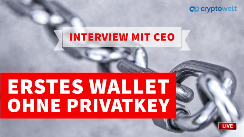 keyless Wallet