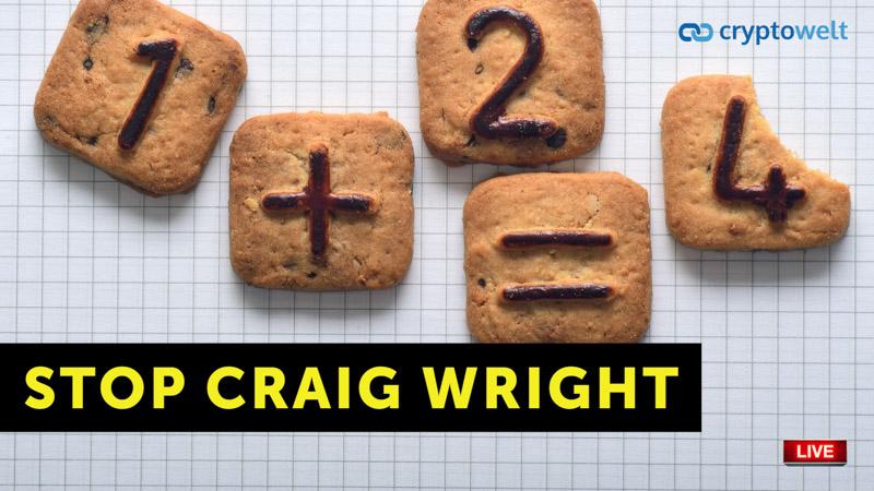 Wahrheit Craig Wright
