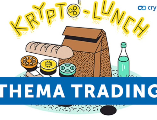 Krypto-Lunch in Zürich  – Trading – 3 Kurzreferate
