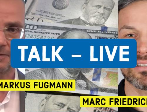 Talk mit Markus Fugmann und Marc Friedrich – LIVE