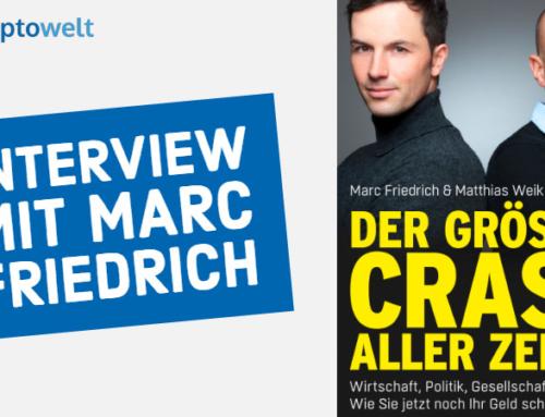 Interview mit Marc Friedrich – Der grösste Crash aller Zeiten