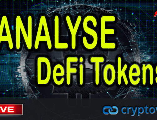 DeFi Blockchain Analyse Tokens – News Flash –  Update Krypto und Blockchain