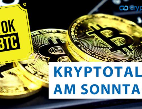 Bitcoin 10'000 USD – wie weiter? Kryptotalk am Sonntag / Aus- und Rückblick